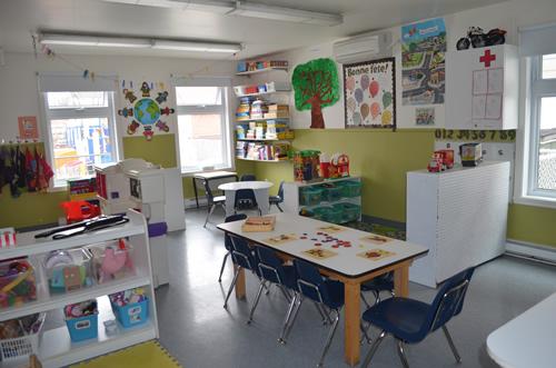 Garderie Les Enfants de l'Ile à l'Ile-Perrot